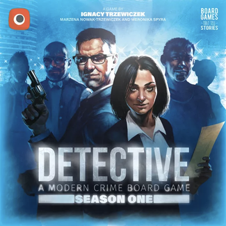 Portal Games Detective - Season One [English]