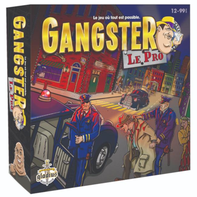 Gladius Gangster - Le Pro (nouvelle édition) [français]