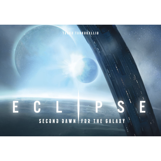 Kolossal Games Eclipse - Second Down for the Galaxy [English]