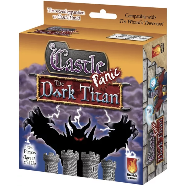 Fireside Games Copy of Castle Panic : The Wizard's Tower [anglais]