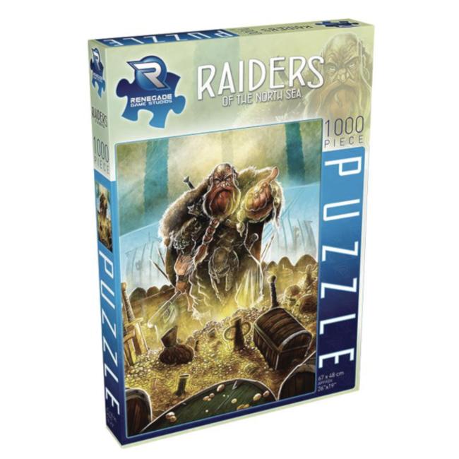 Renegade Game Studios Raiders of the North Sea (1000 pieces)