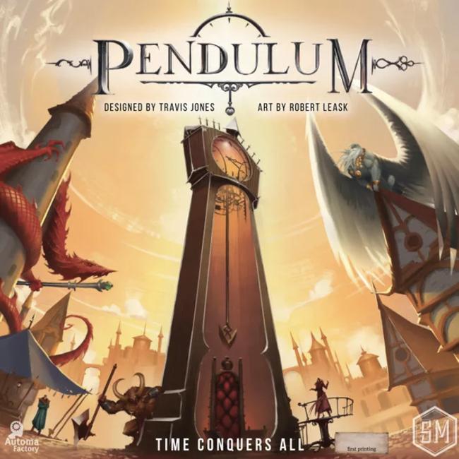 Stonemaier Games Pendulum [anglais]