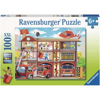 Ravensburger Firehouse Frenzy (100 pieces)