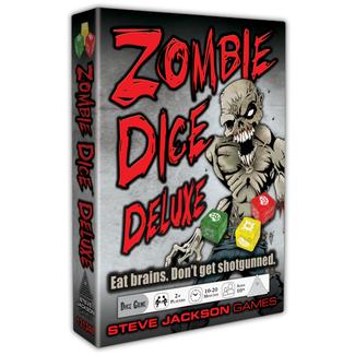 Steve Jackson Games Zombie Dice - Deluxe [anglais]