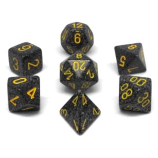 Chessex Ensemble de 7 dés - Speckled - Urban Camo [CHX25328]
