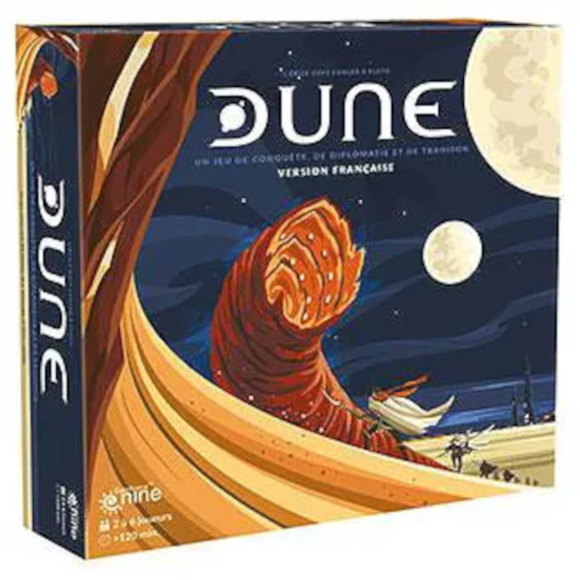 Gale Force Nine Dune [French]