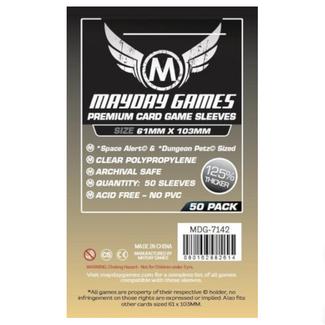 Mayday Games Protecteurs de cartes (61mm x 103mm) - Paquet de 50 [MDG-7142]