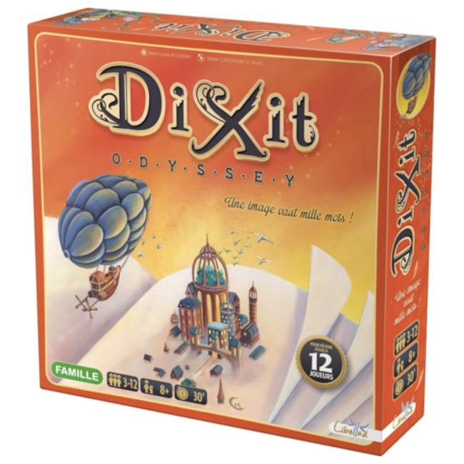 Libellud Dixit - Odyssey (jeu de base) [Multi]