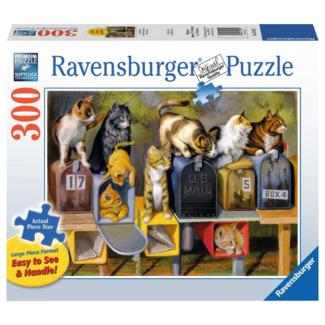 Ravensburger Cat's Got Mail (300 pieces)