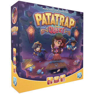 Space Cow Patatrap Quest [French]
