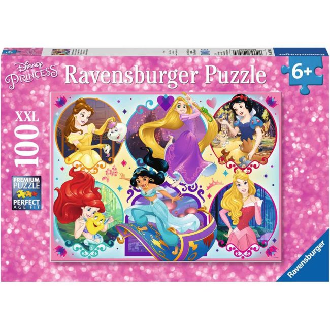 Ravensburger Disney Princess - Be Strong, Be You (100 pieces)