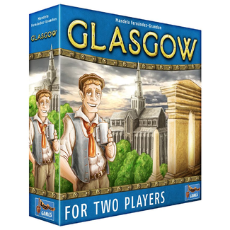 Lookout Games Glasgow [English]