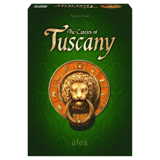 Ravensburger Castles of Tuscany (the) [multilingue]