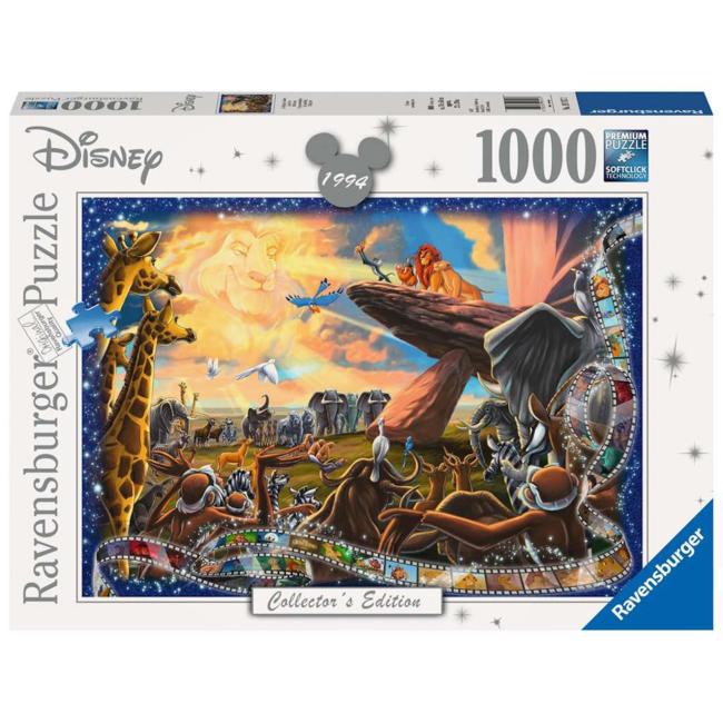 Ravensburger Disney - Lion King (1000 pieces)