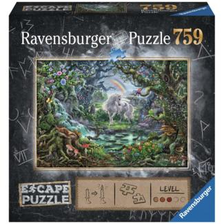 Ravensburger Escape Puzzle - La Licorne (759 pièces)