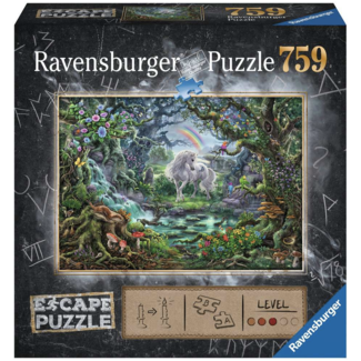 Ravensburger Escape Puzzle - The Unicorn (759 pieces)