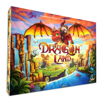 Gamelyn Games Dragon Land [English]