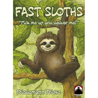 Stronghold Games Fast Sloths [English]