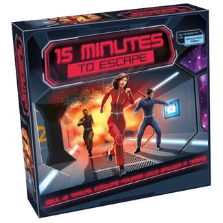 Tactic 15 Minutes To Escape [français]