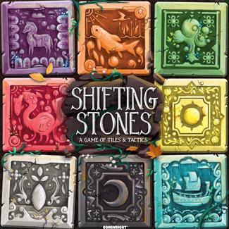 Gamewright Shifting Stones [anglais]