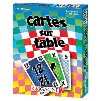 Kikigagne? Cartes sur table [French]