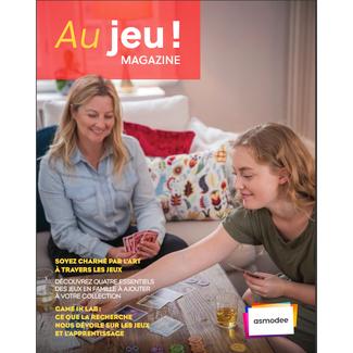 Asmodee Au jeu ! Magazine (en papier) [français]