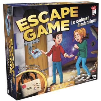 DUJARDIN Escape Game - Le cadenas électronique [français]