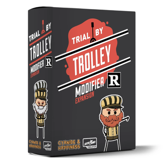 Skybound Games Trial By Trolley : R-Rated Modifier [English]