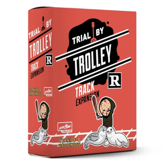 Skybound Games Trial By Trolley : R-Rated Track [English]