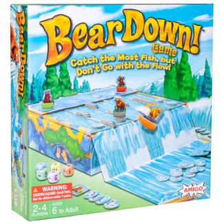 Amigo Bear Down! [English]