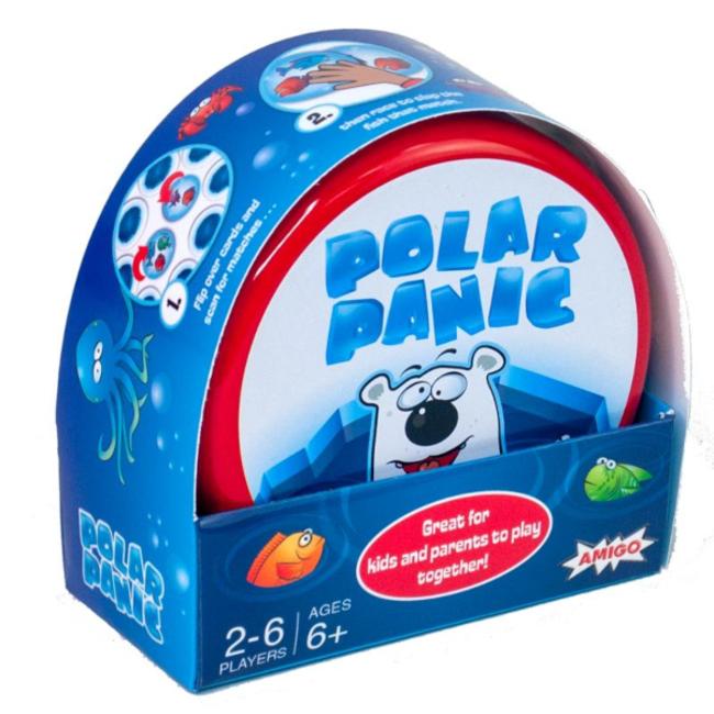 Amigo Polar Panic [anglais]