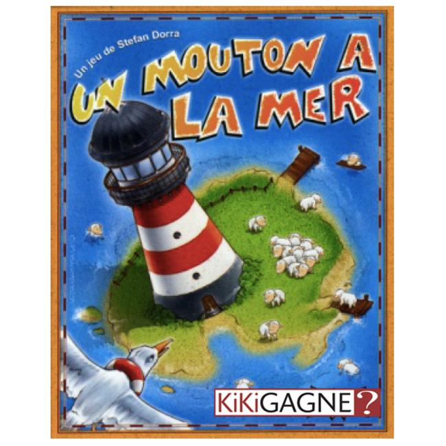 Kikigagne? Mouton à la mer (un) [French]