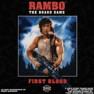Everything Epic Games Rambo - First Blood [anglais]
