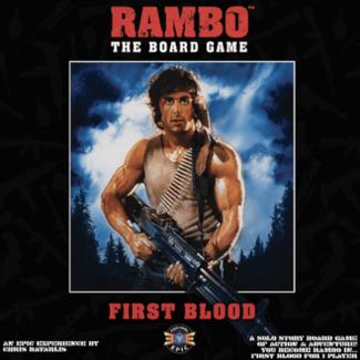 Everything Epic Games Rambo - First Blood [English]