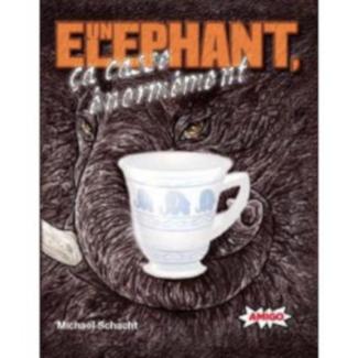 Kikigagne? Éléphant, ça casse énormément (un) [French]