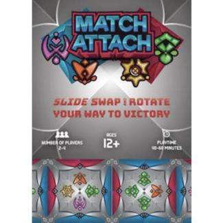 Paw Warrior Game Match Attach [English]