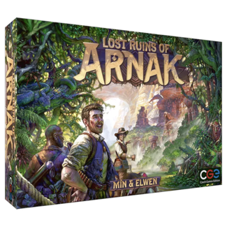 CGE Lost Ruins of Arnak [anglais]
