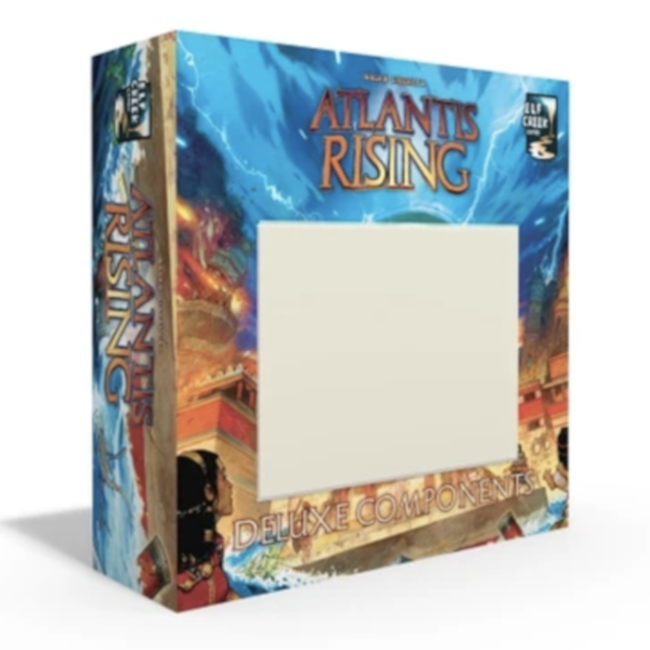 Elf Creek Games Atlantis Rising (second edition) : Deluxe Components Upgrade [English]