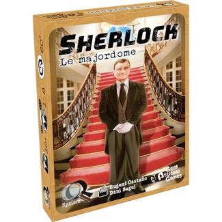 Geek Attitude Games Sherlock (Q System) - Le majordome [français]