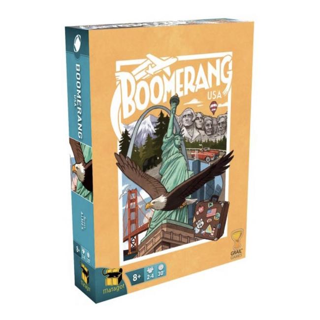 Matagot Boomerang - USA [multilingue]