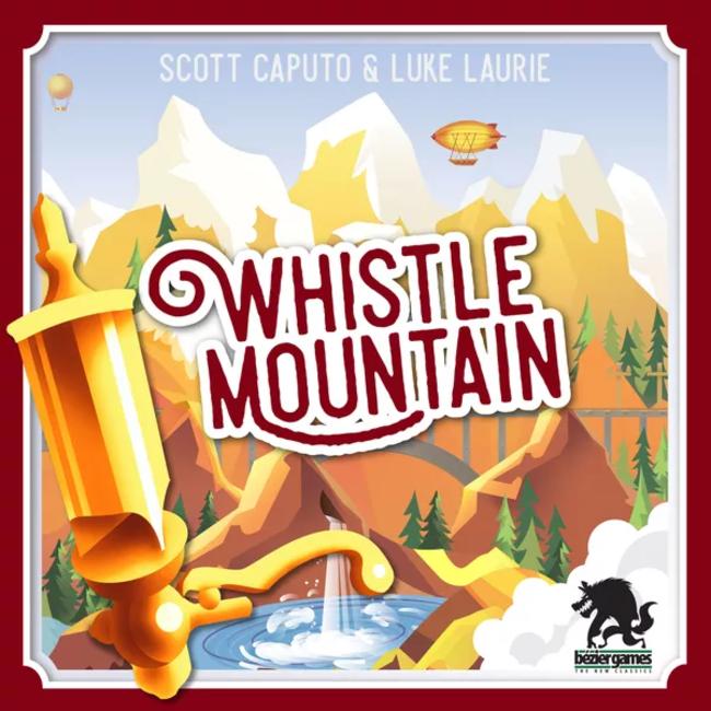 Bézier Games Whistle Mountain [anglais]