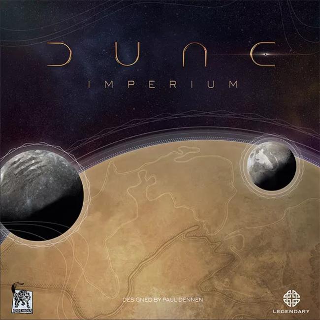 Dire Wolf Dune - Imperium [English]