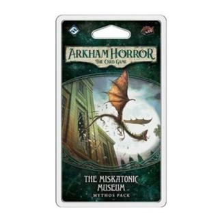 Fantasy Flight Games Arkham Horror (LCG) : The Miskatonic Museum [English]