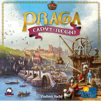 Rio Grande Games Praga Caput Regni [English]