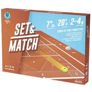 Prétexte Édition Set & Match [multilingue]