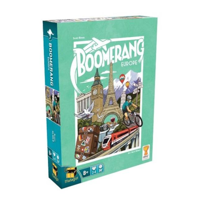 Matagot Boomerang - Europe [multilingue]