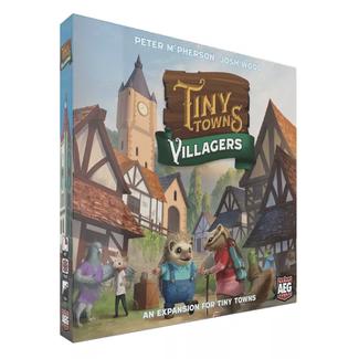AEG Tiny Towns : Villagers [anglais]
