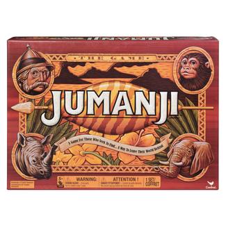 Cardinal Jumanji - The Game [anglais]
