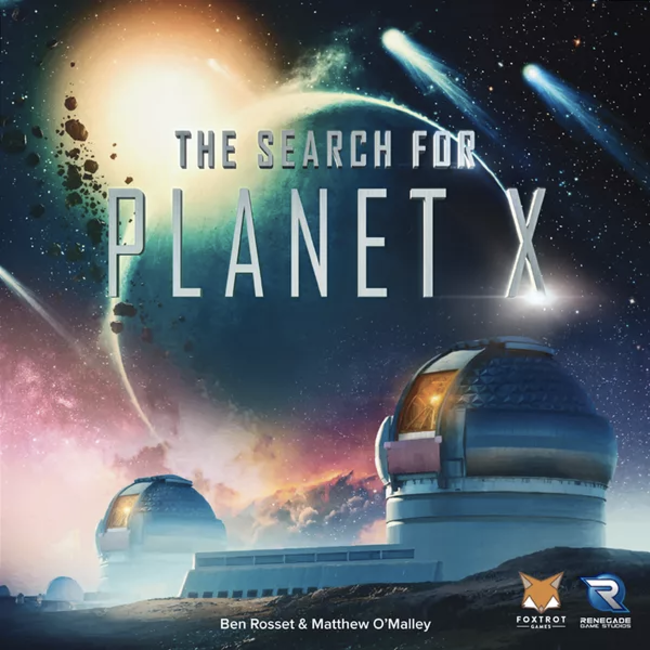 Renegade Game Studios Search for Planet X (the) [anglais]