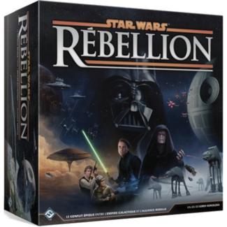 Fantasy Flight Games Star Wars - Rebellion [French]